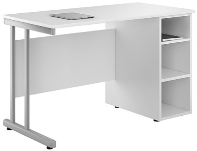 Uclic Desk With Open Pedestal
