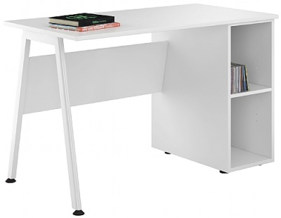 Uclic ASpire Desk With Open Storage