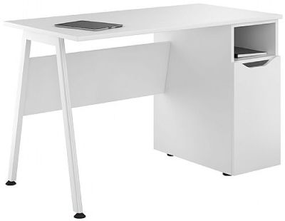 Uclic Aspire Desk With An White Door