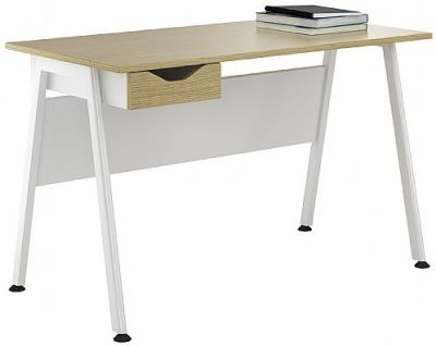 Aspire Sylvan Desk With Single Drawer