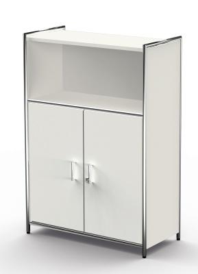 Artoline Combination Cupboard In White