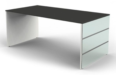 Legano Executive Desk With An Anthracite Top