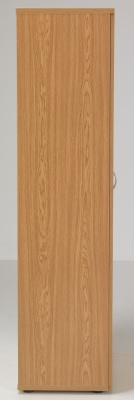 Flite Tall Double Door In Oak Side View