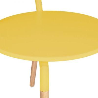 Odense Yellow Seat Detail