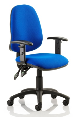 Twilight Chair With Height Adjustable Arms