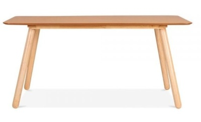 Sydney Rectangular Dining Table Front View