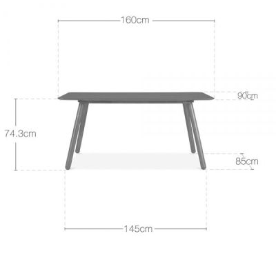 Sydney Table Dims