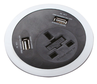 Powerzone Power And Dual USB