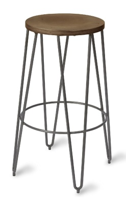 Jemster Hairpin High Stool