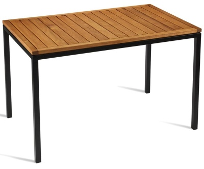 Chicago Outdoor Rectangular Dining Table