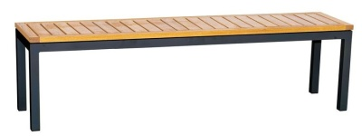 Chicago Outdoor Dining Bench