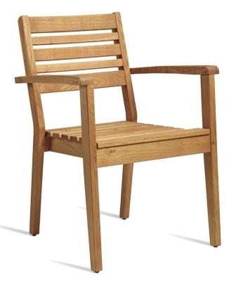 Leyland Robina Wood Armchair