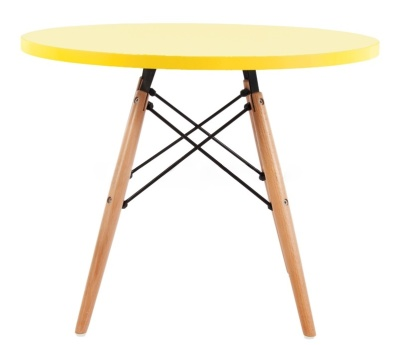 Kids Dsw Table Yellow Top