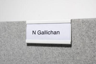 Oasis Name Tag