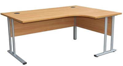 Flite Right Hand Corner Desk