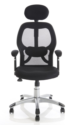 Ergotron Chair Front View
