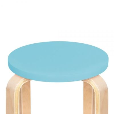 Chill Wooden High Stool Detail