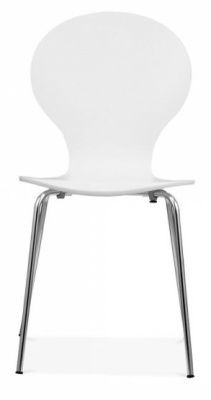 Butterfly Chair In Light Grey Face