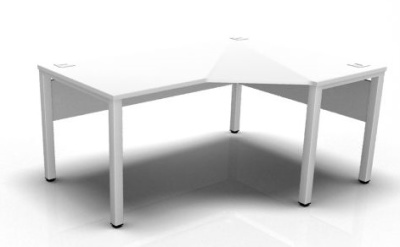 Avalon Right Hand Corner Bench Desk