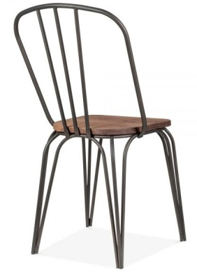 Llorina Side Chair Rear Angle