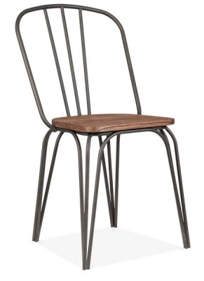 Lorina Side Chair Front Angle