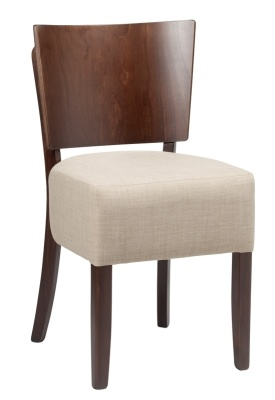 Weston Dining Chair Cream Linen Seat