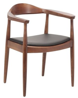 Kennedy Chair Walnut Frame