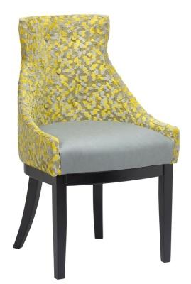 Sierra Button Side Chair