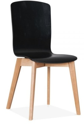 Montrose Dining Chair Black Shell