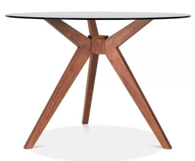 Valentino Table Walnut Frame 2