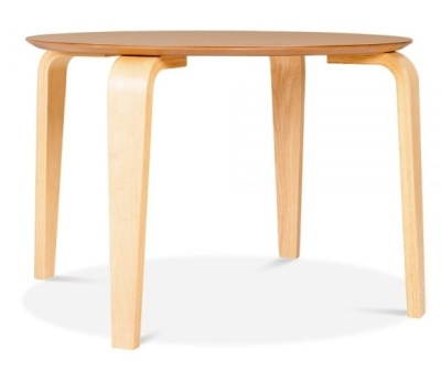 Stylo Table Natural Finish