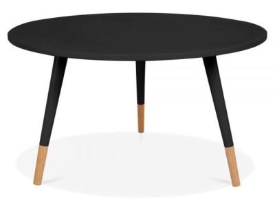 Topaz Table In Black