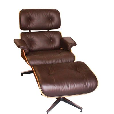 Eames BROWN ROSEWOOD FACE