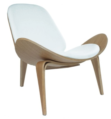 White Shell Chair