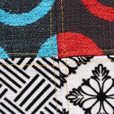 DSW NaturalLeg Patchwork Fabric(noWM)