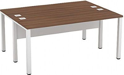 Avalon Two Person Compact Bench Desk
