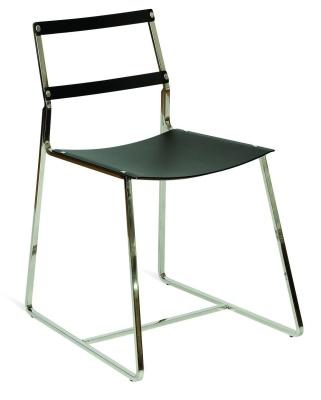 Axon Sidechair - Black