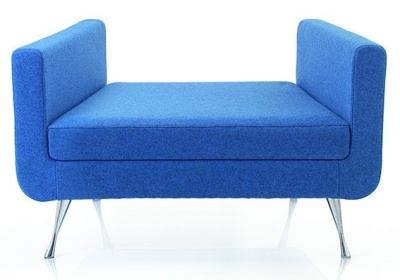Freedom Single Bench In Blue