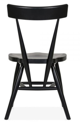 Trapeze Dining Chair Rear View