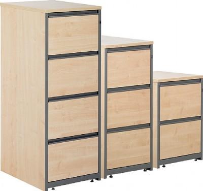 Stellar Wooden Filing Cabinets 2