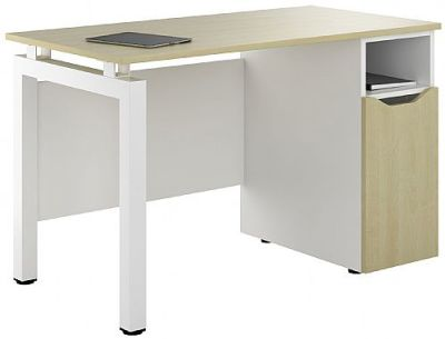 UCLIC Engage SYlvan Desk With Cupboard