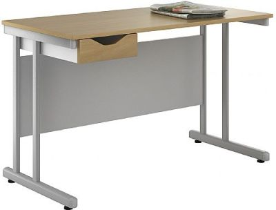 UCLIC Create Sylvan Desk With A Single Drawer