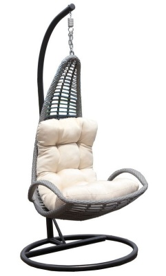 Diego Swing Rattan Chair