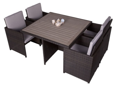 Alasks Outdoor Cube Set 1