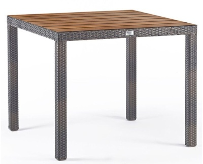 Deigo Outdoor Square Dining Table