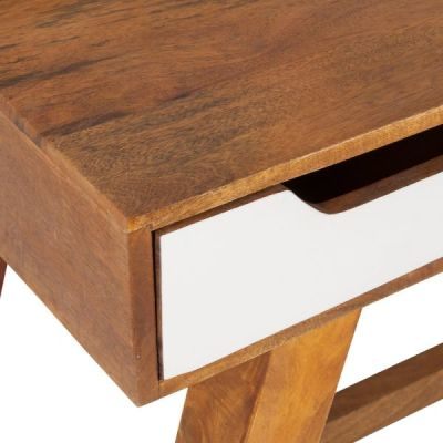 Beck Mango Desk Detail