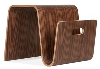 Madrid Bentwood Table In Walnut