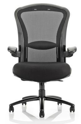 Strada Mesh Chair Front Facing