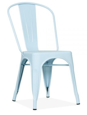 Xavier Pauchard Chairs In Pastel Blue 1