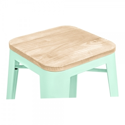 Wooden Seat Detail 3